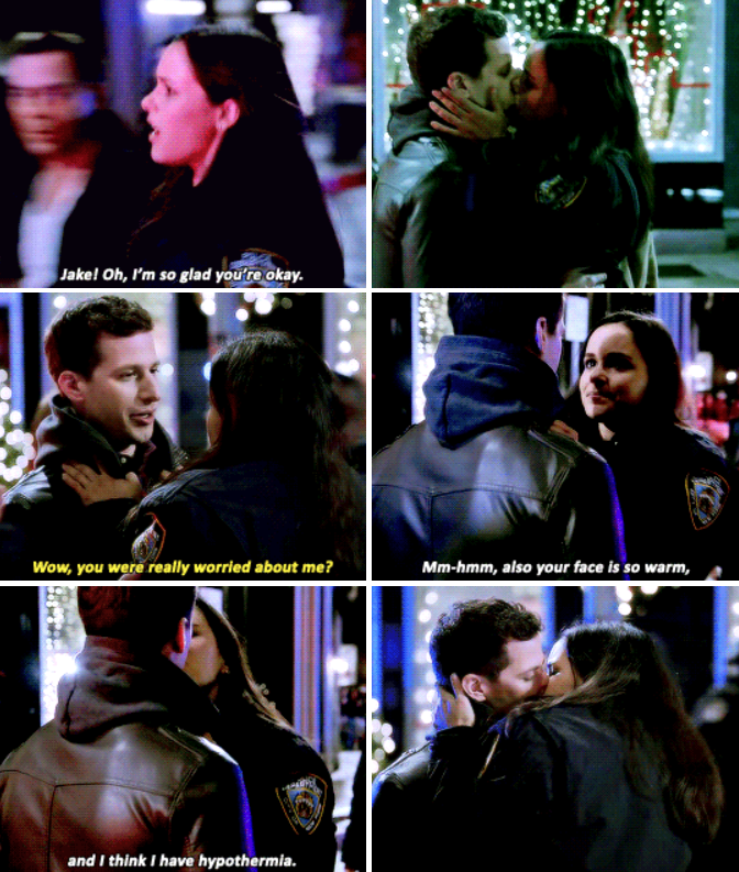 21 Times Jake And Amy Were Total Relationship Goals On Brooklyn Nine Nine Brooklyn Nine Nine Brooklyn Nine Nine Funny Jake And Amy