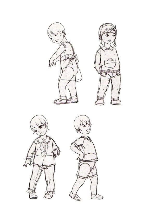 来自karenlee的图片分享 堆糖网 Children Illustration Illustration Sketches Children Sketch