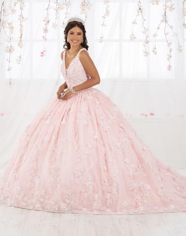 a1f661fc2cc Floral Print Strapless Quinceanera Dress by Ragazza Fashion DV13-513 – ABC  Fashion