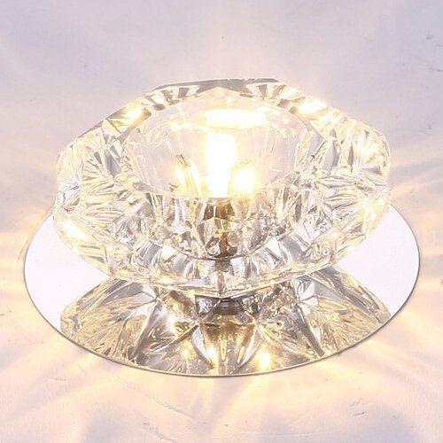 Lightinthebox 5w energy saving modern led ceiling light led crystal ceiling light down light bulb lamp