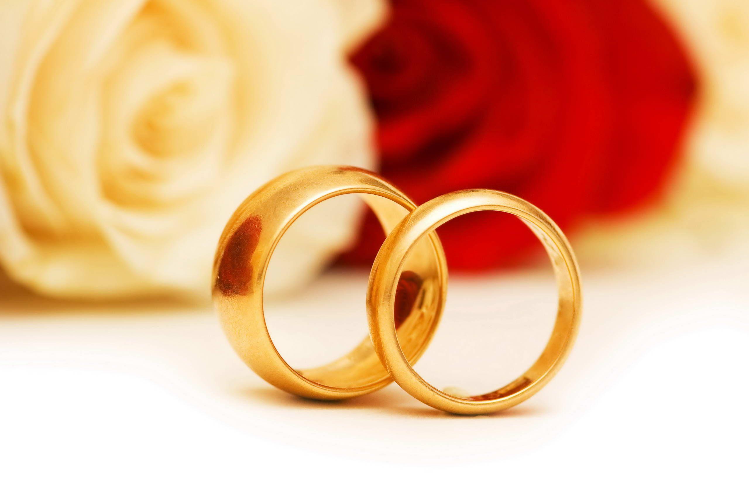 Men Marriage Makeup Women Rings Wedding Engagement Ceremony