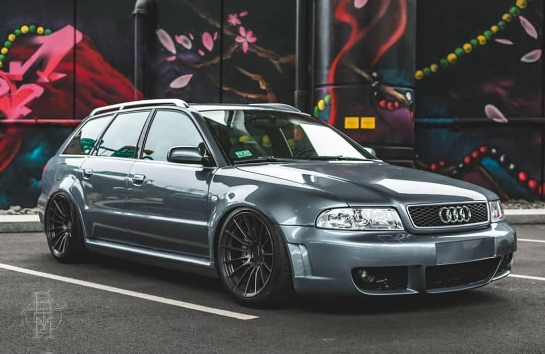 Pin By Alan Cameron On A4 B5 S4rs4 Audi Wagon Audi Cars Audi