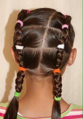 Pin Oleh Valentina Rennee Di Little People Penata Rambut Rambut