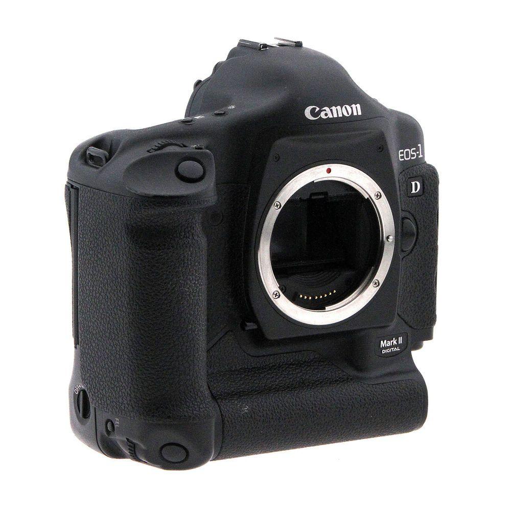 Canon S Eos 1d Mark Ii Successor To The Original Eos 1d Is The Ultimate Professional Digital Slr It Also Features A Fa Camera Digital Slr Camera Digital Slr