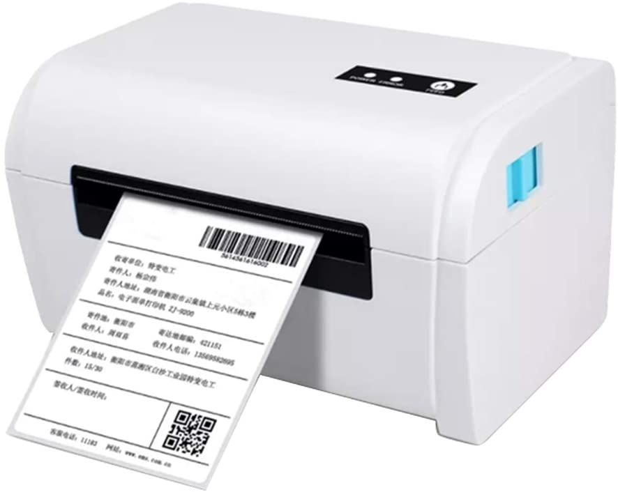 Bluetooth Shipping Label Printer in 2020 Shipping label