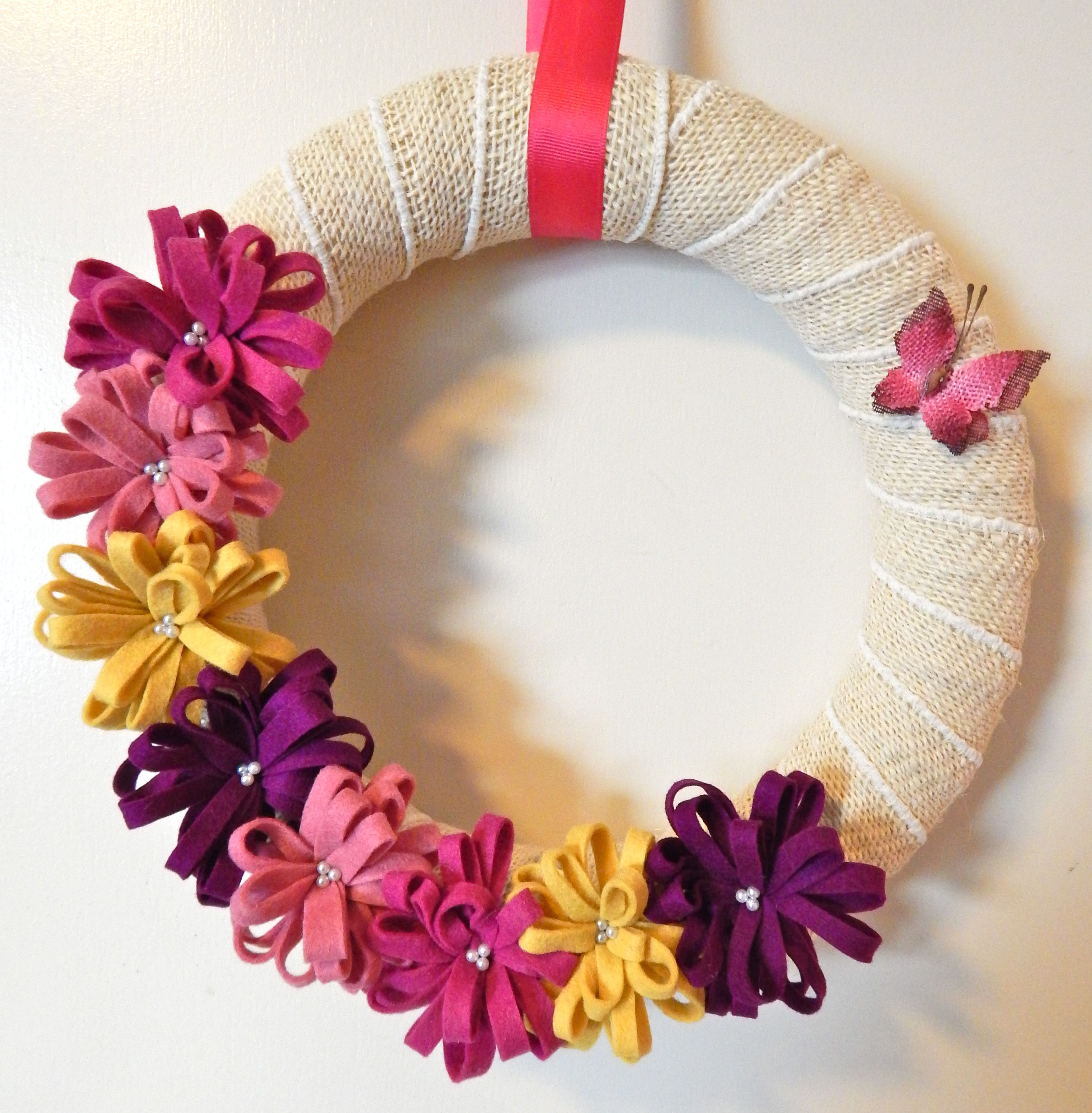 ***Handmade Everyday & Holiday Door Wreaths*** By Thebeautifuldoor