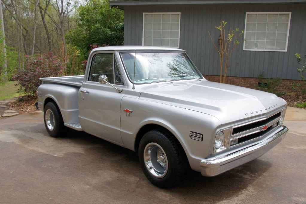 68 Chevy C10 Front | 60-66 Chevy Truck Parts | 67-72 Chevy Truck ...