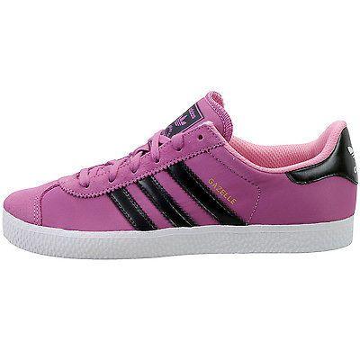 adidas gazelle pink youth