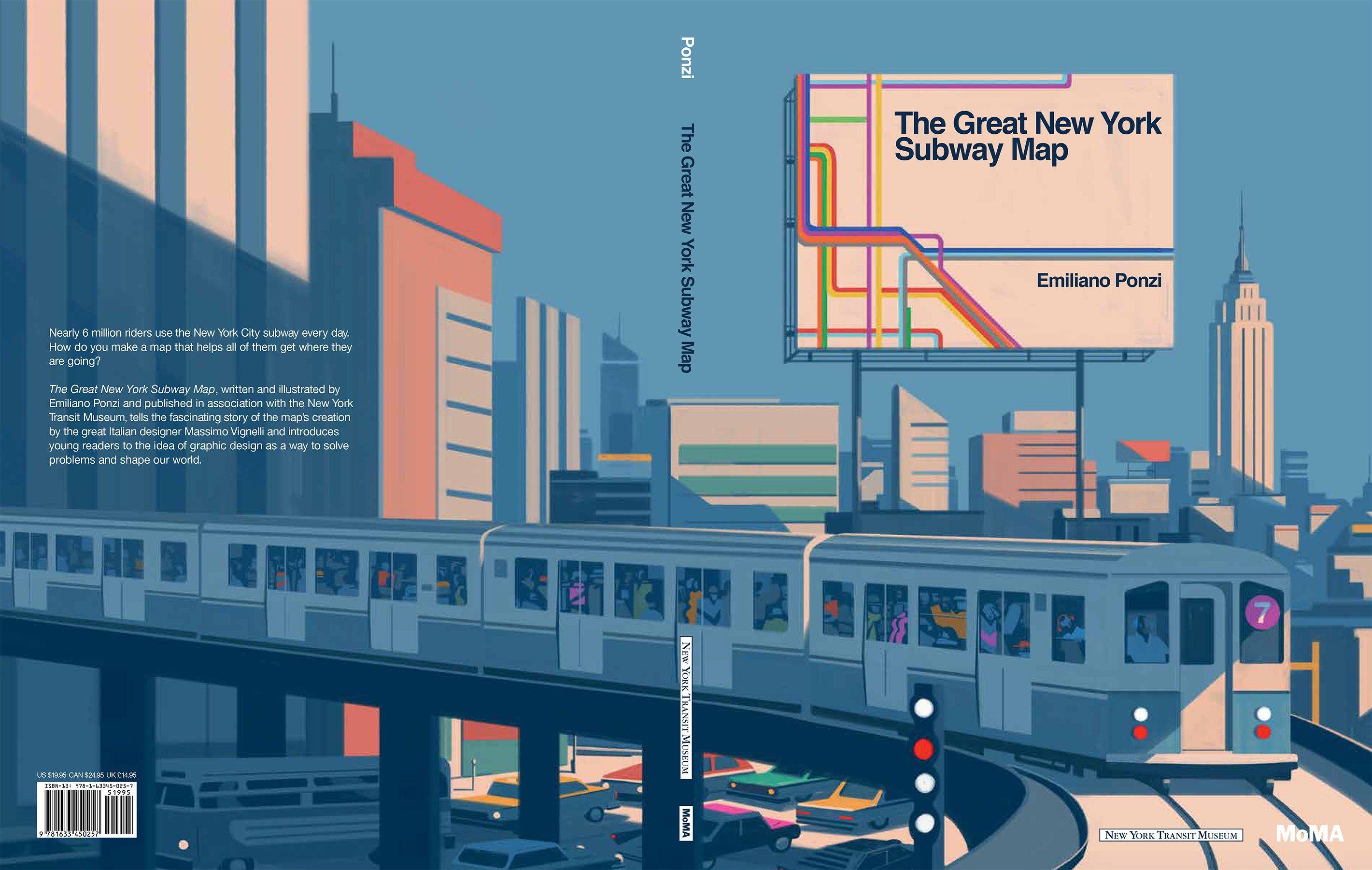 The Great New York Subway Map u2022