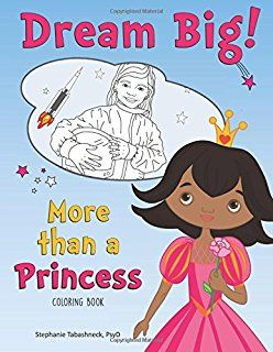 Coloring Books for African American girls. African American girl ...