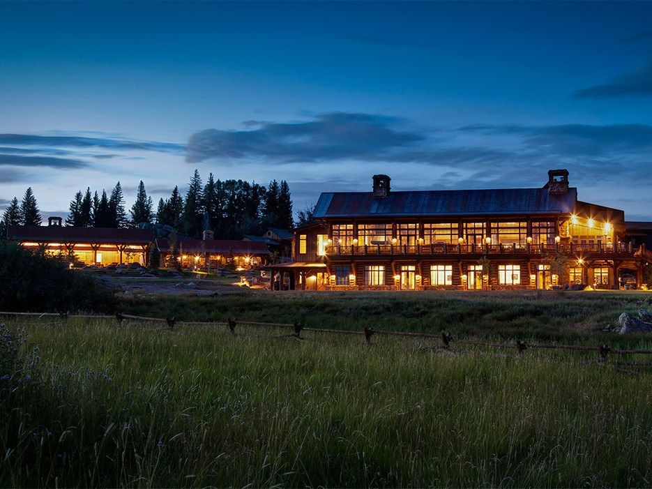 Top 10 Resorts In The United States Readers Choice Awards 2019 Dude Ranch Ranch Vacations Luxury Ranch