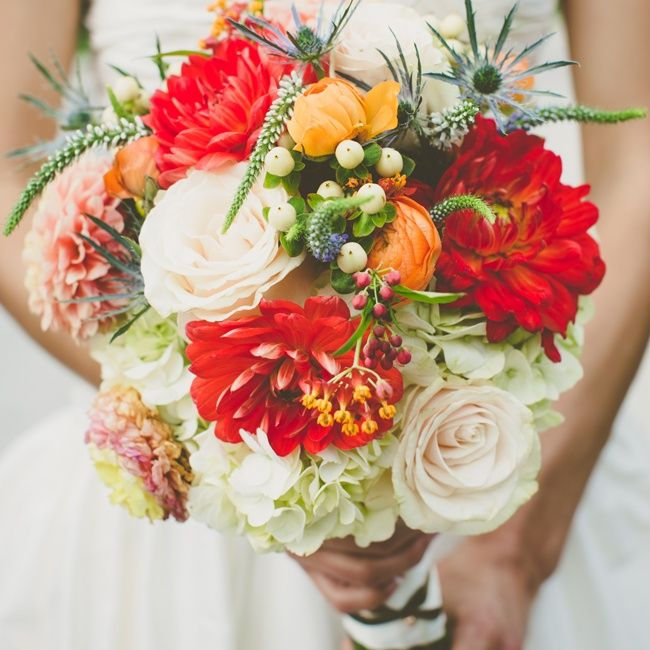 the knot your personal wedding planner bridal bouquets
