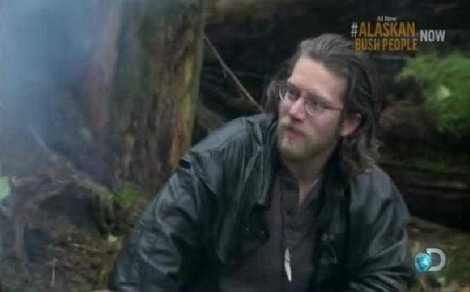 Alaskan Bush People- Joshua Bam Bam Brown