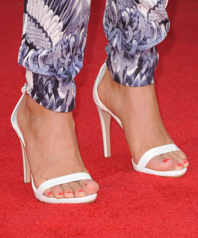 Julianne Hough's Feet