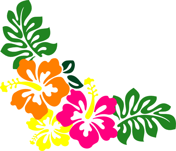 Image Result For Hibiscus Clipart Appliqu Flowers Hawaiian Cliparting Com In 2020 Hibiscus Clip Art Flower Clipart Hibiscus