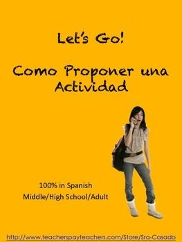 Spanish Grammar Es que con pronoun conmigo propose activity