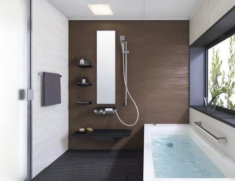 戸建て用お風呂 ユニットバス 浴室 おしゃれ 浴室リフォーム