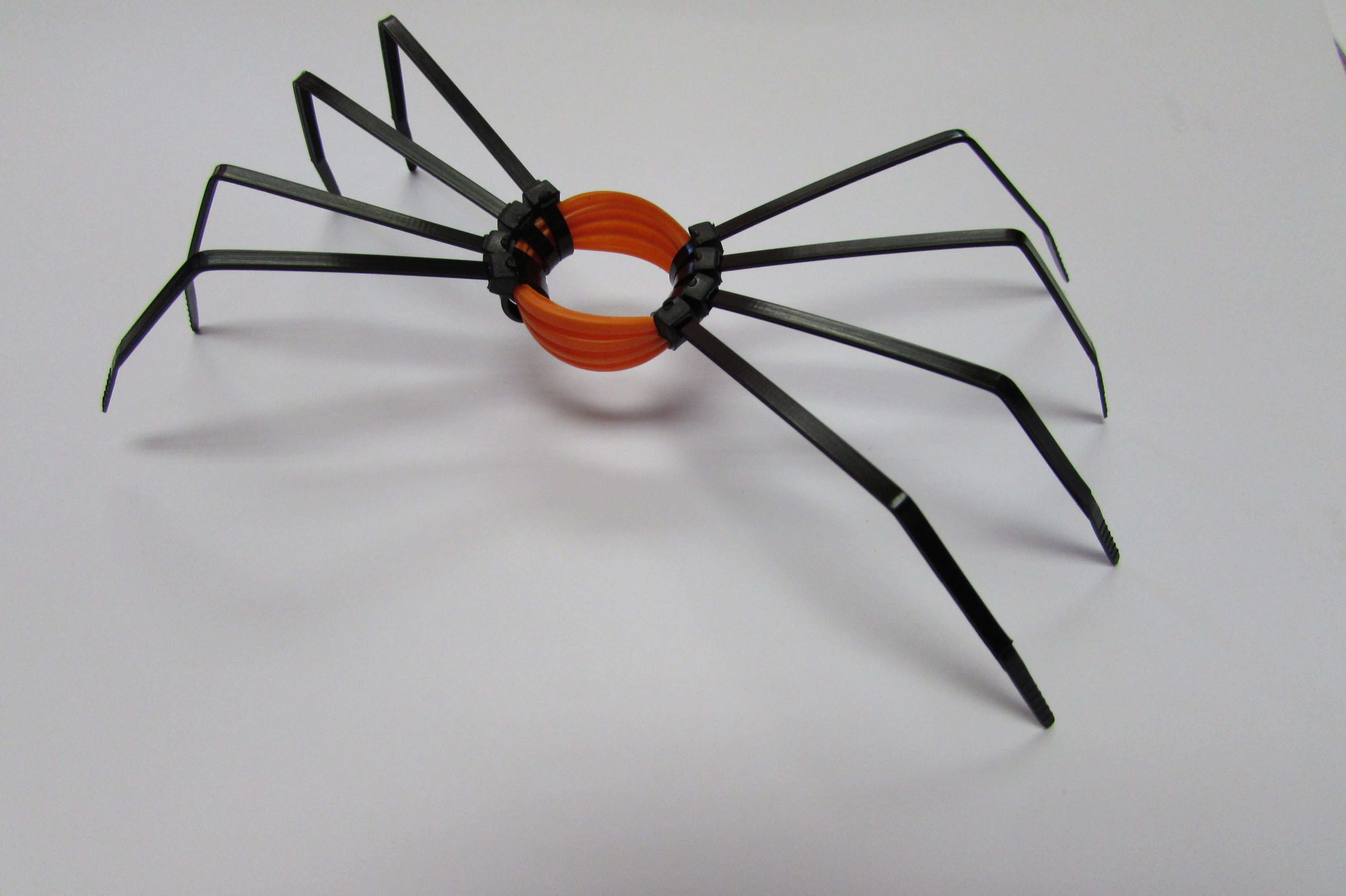 1001 Uses for a Cable Tie: Halloween Cable Tie & Convoluted Tubing ...