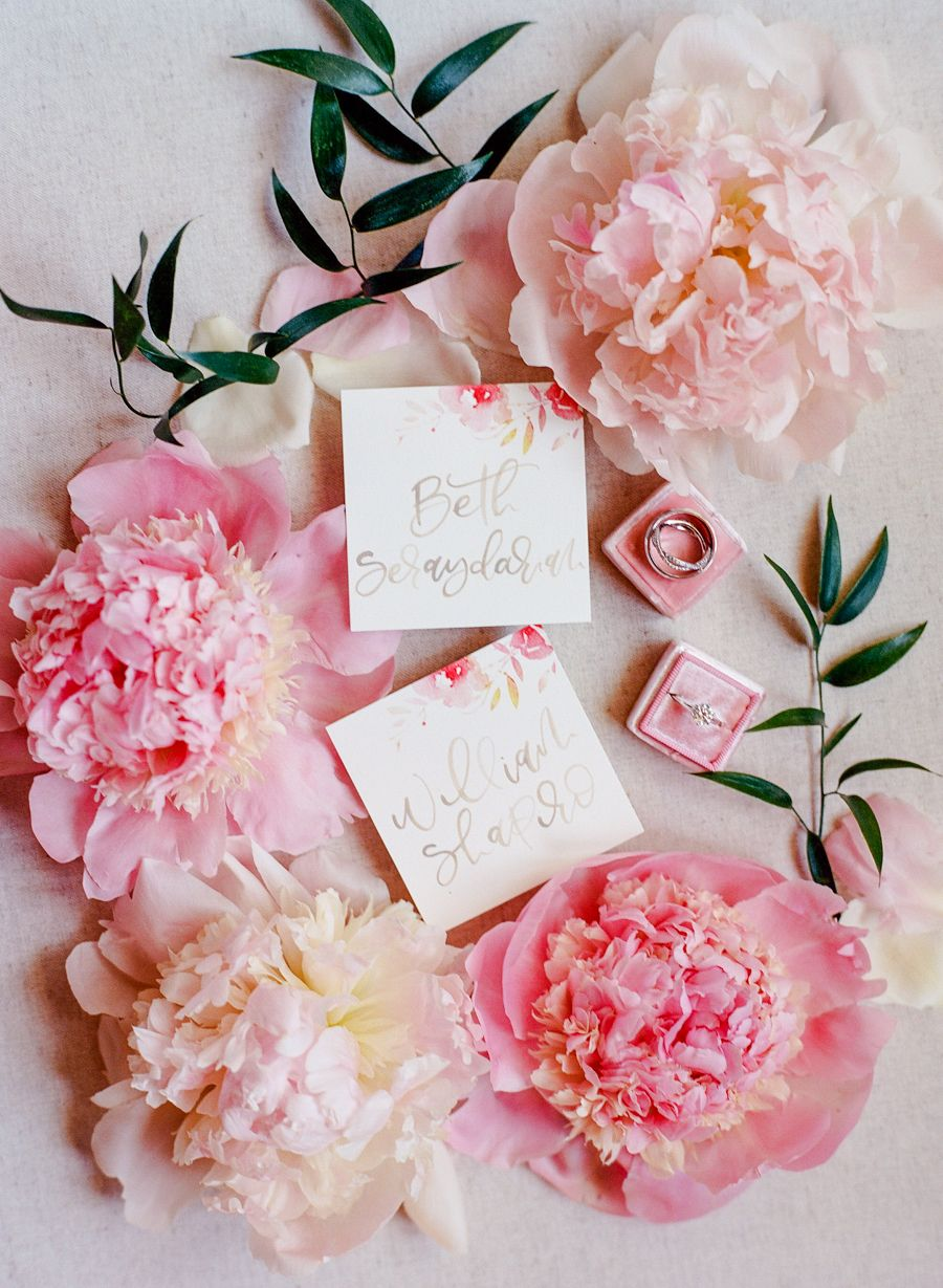 This Malibu Wedding is a Testament to the Beauty of Pink | Floral ...