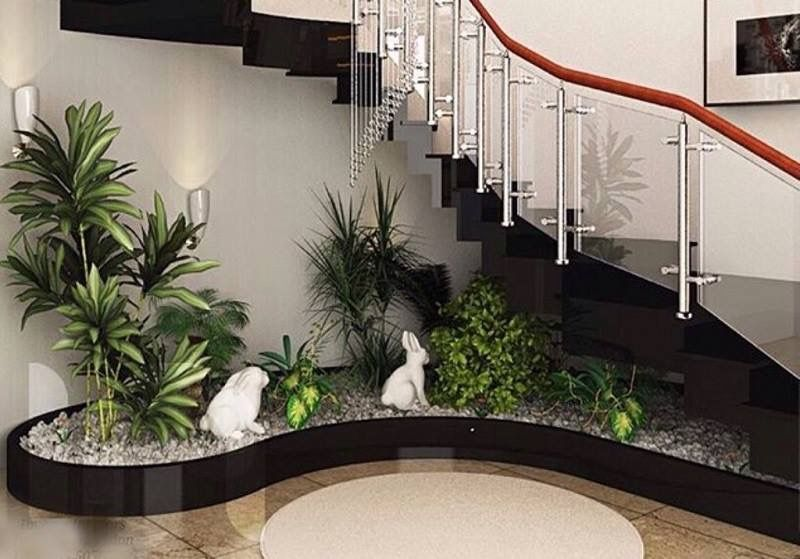Pin By S D N D M Mf On Stair With Images Courtyard Design