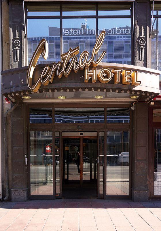 Central Hotel, Vasagatan Sthlm