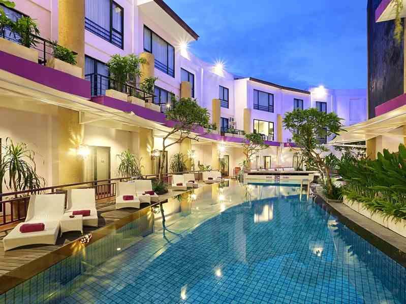 Kuta Central Park Hotel Bali Indonesia Agoda Com Central Park Hotel Bali Hotels Sydney Hotel