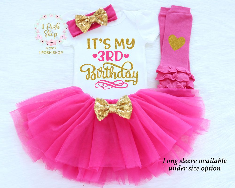 Pin By A On B I E S Pinterest Birthday First Mom N Bab Blouse Emily Pink Size 4t 3rd Outfit Girl Third Three Its My