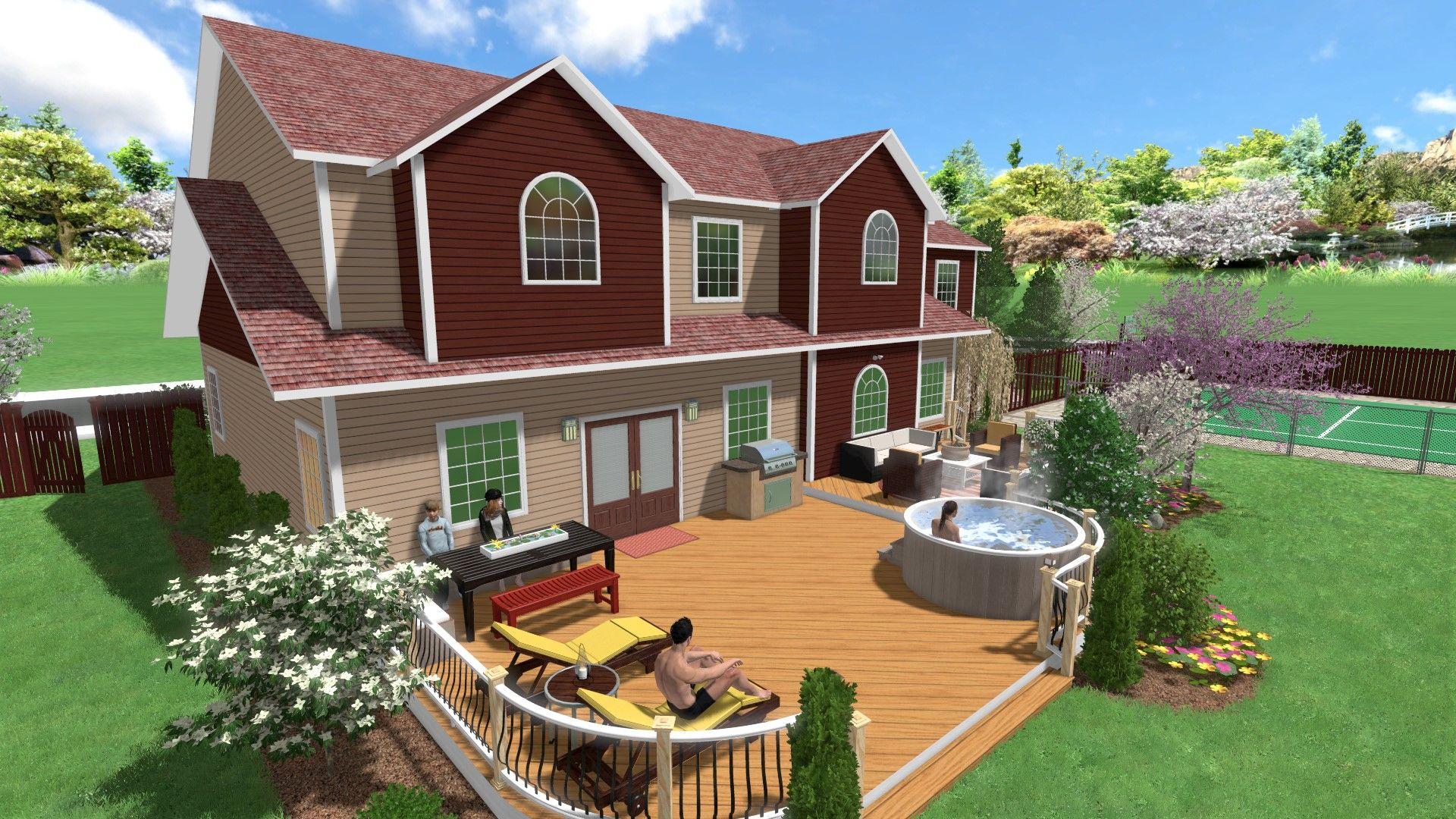 Diy Backyard Patio Patio Landscaping Landscape Design Software Home backyard design software