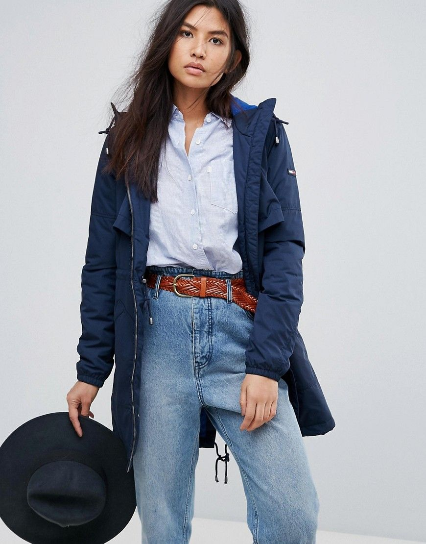Tommy hilfiger jeans mantel