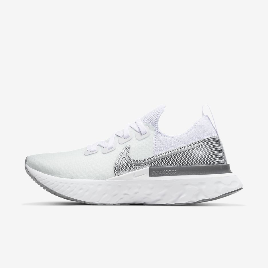 camión jugador perderse  Nike React Infinity Run Flyknit Premium Women's Running Shoe. Nike.com in  2020 | Womens running shoes, Running women, Flyknit women