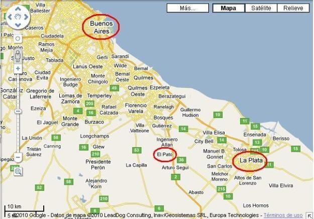 Berazategui Argentina Area Google Search Argentina Mission Map