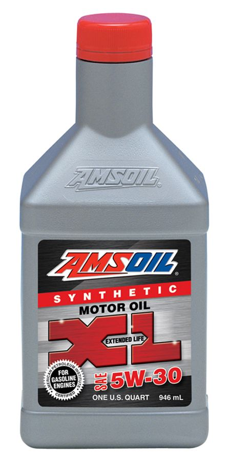 Amsoil Sae 5w 30 Xl Extended Life Synthetic Motor Oil Extended