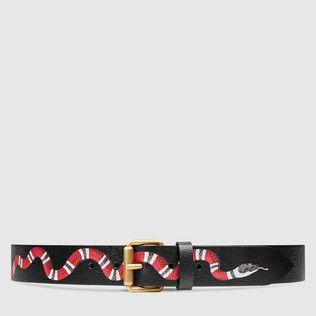 Gucci Belt Snake Replica
