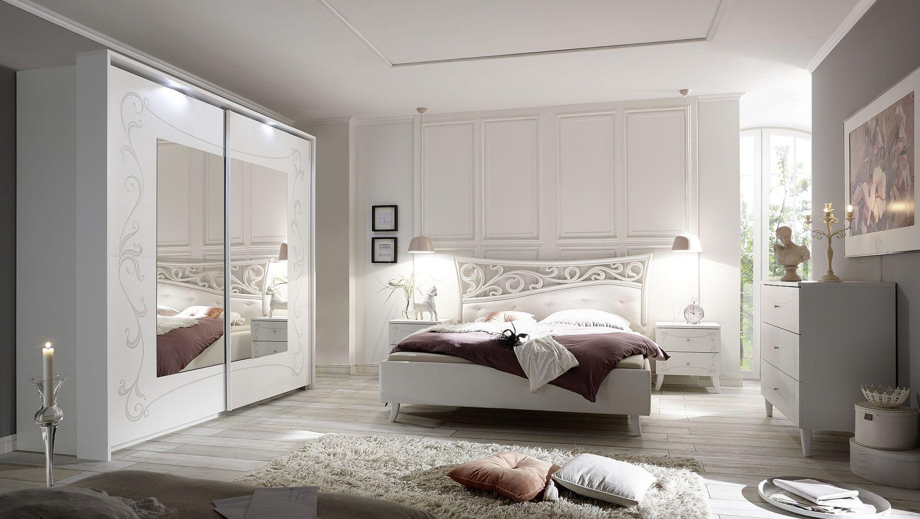 Nella categoria camere da letto classiche sono presenti 60 articoli. Camera Completa Armadio Scorrevole Ante A Specchio Stile Classico Moderno Design Bianco Opaco F Master Bedroom Design Bedroom Closet Design Bedroom Furniture