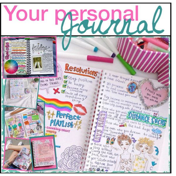 Your personal Journal - Vanessa DIYS \ arts, crafts and writing - what to write