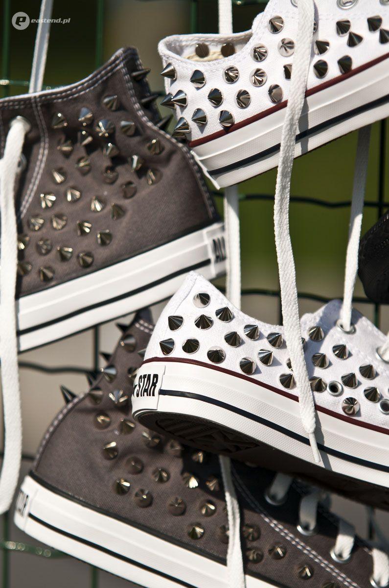 Eastend Pl Sklep Z Markowa Odzieza I Obuwiem Studded Converse Converse Sneakers