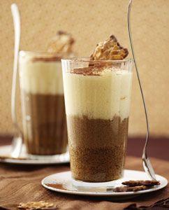 Latte Macchiato-Dessert