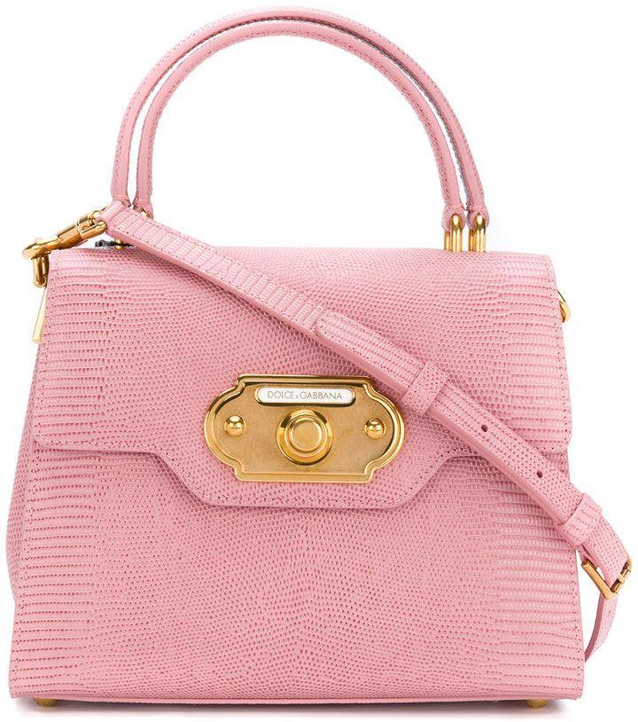Welcome tote bag - Red Dolce & Gabbana 7rBiteYm