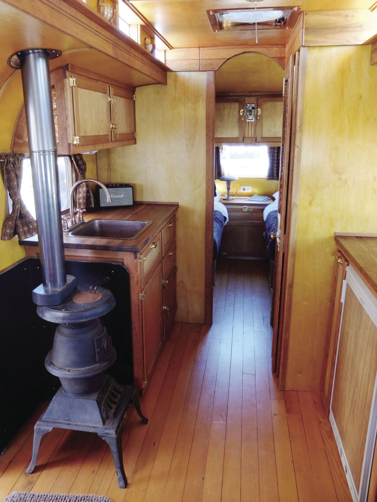 Stanwood's fifth annual Vintage Trailer Show