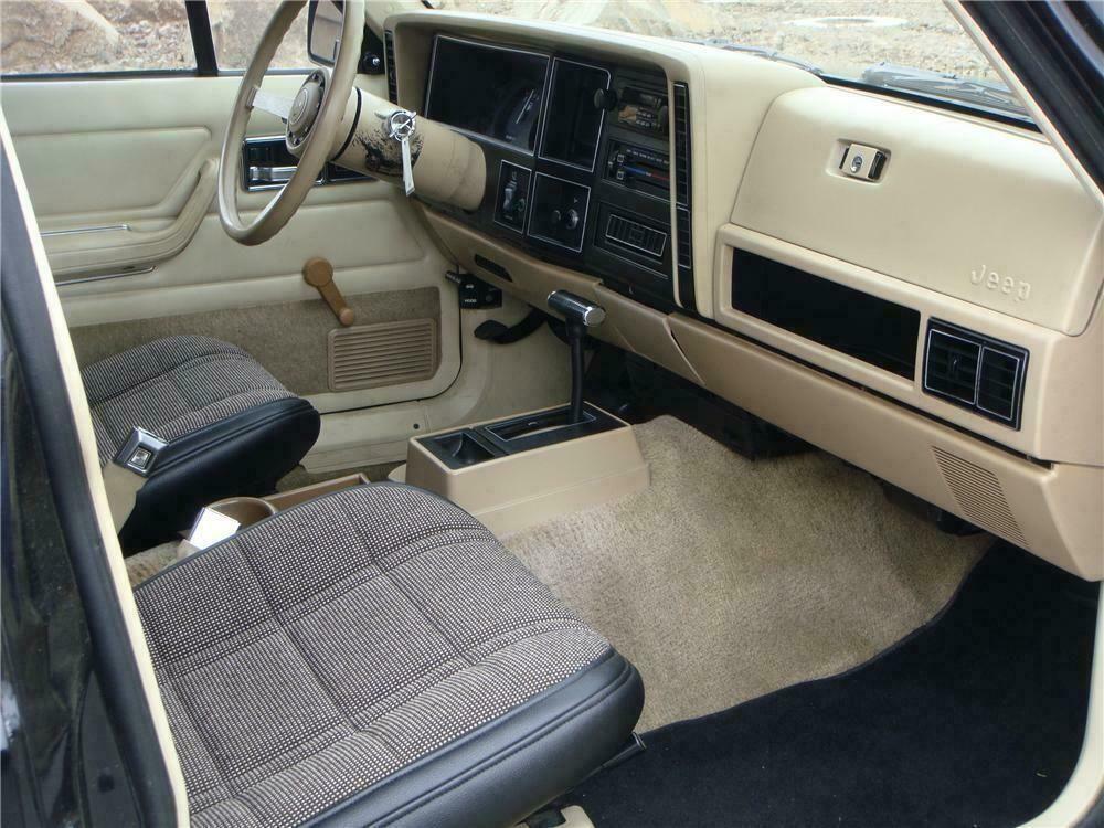 1990 Jeep Comanche Custom Pickup In 2020 Jeep Interiors Jeep Jeep Xj