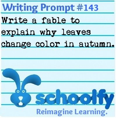 Fable Writing Prompt Can Use To Build Upon Common Core Standard Rl 2 And 3 Romantic Essay Friendly Letter Yale Dissertation Format