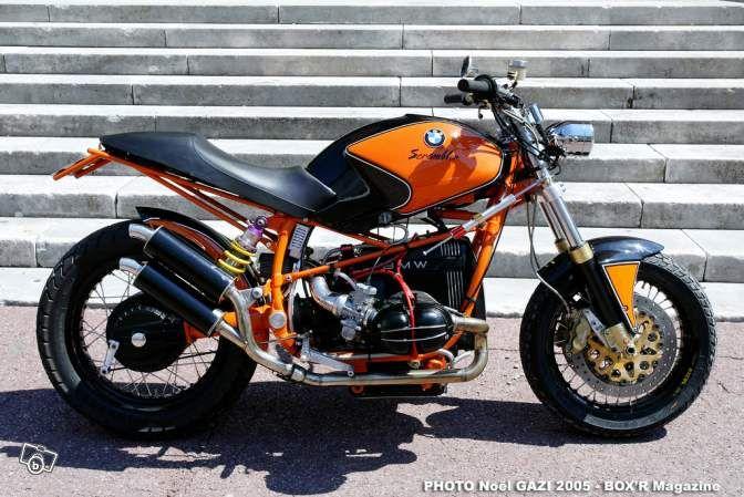 bmw moto r100 roadster scrambler cafe racer motos lot et garonne bmw and co. Black Bedroom Furniture Sets. Home Design Ideas