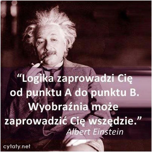 albert einstein cytaty WielkieSłowa.pl : cytaty, złote myśli, aforyzmy, sentencje  albert einstein cytaty