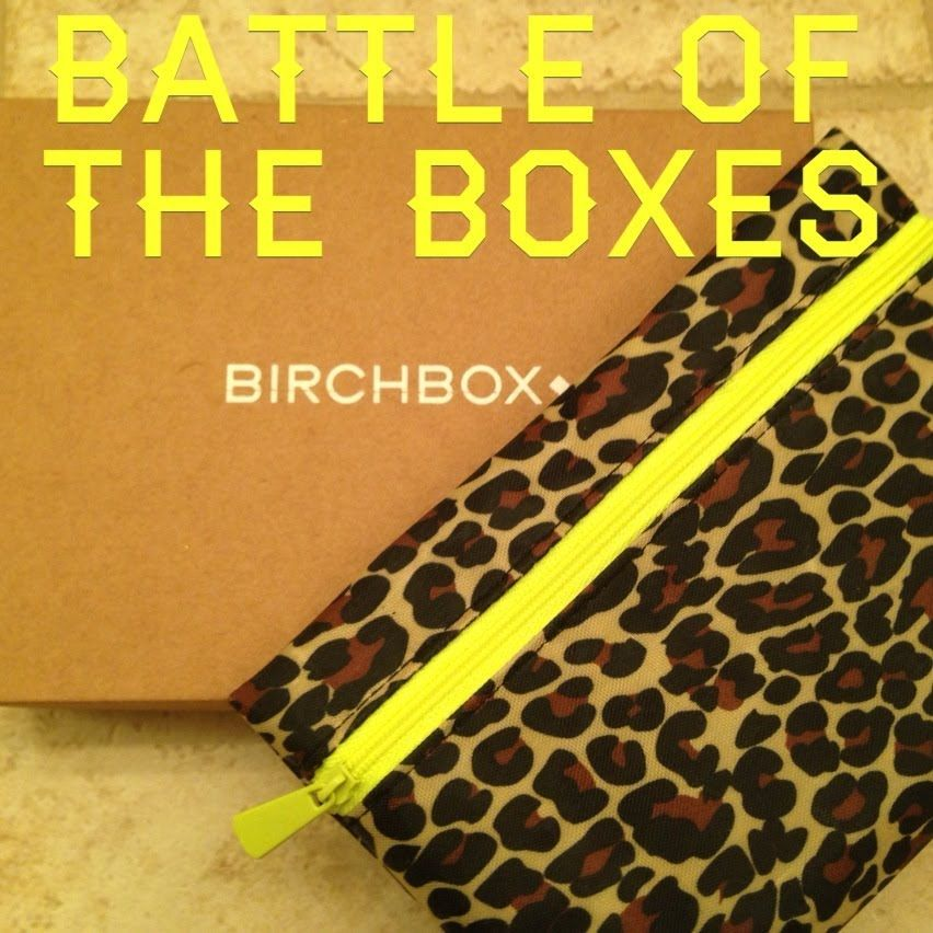 It's a duel of the Beauty Box's, who will come out on top?