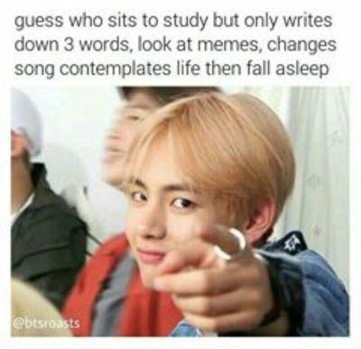 Bts Tumblr Bts Memes Bts Funny Exams Memes