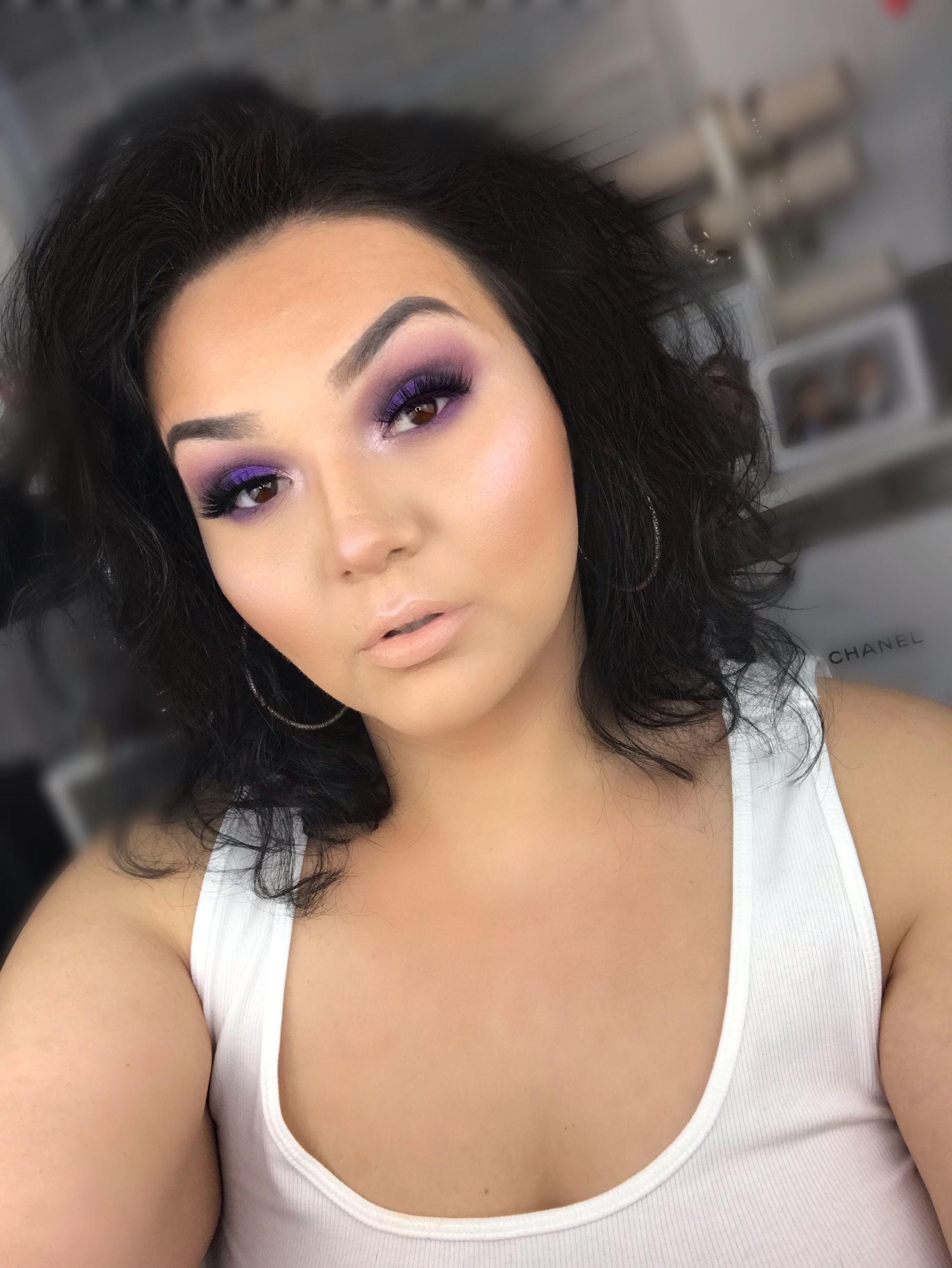 Morphe Day makeup looks