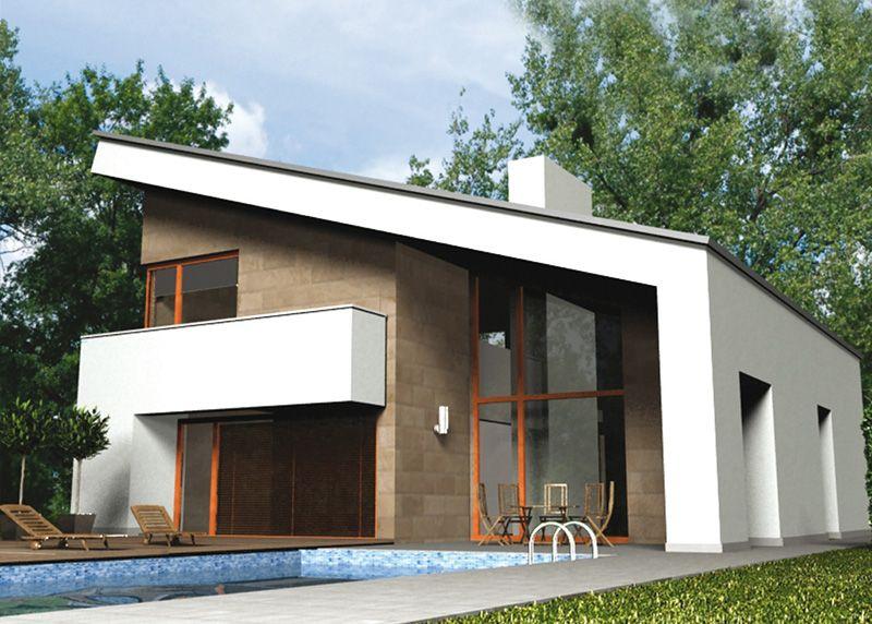 Case prefabbricate acciaio casa prefabbricata case for Progetti ville bifamiliari moderne