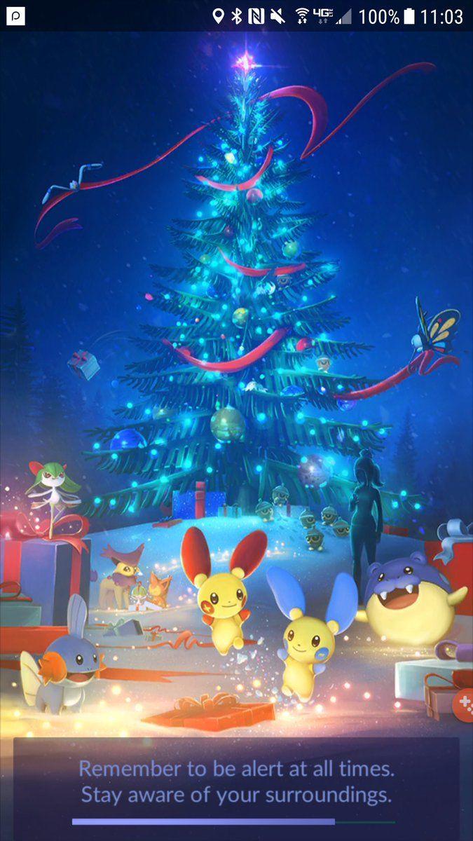 Lumkins On Twitter Christmas Pokemon Pokemon Cute Pokemon