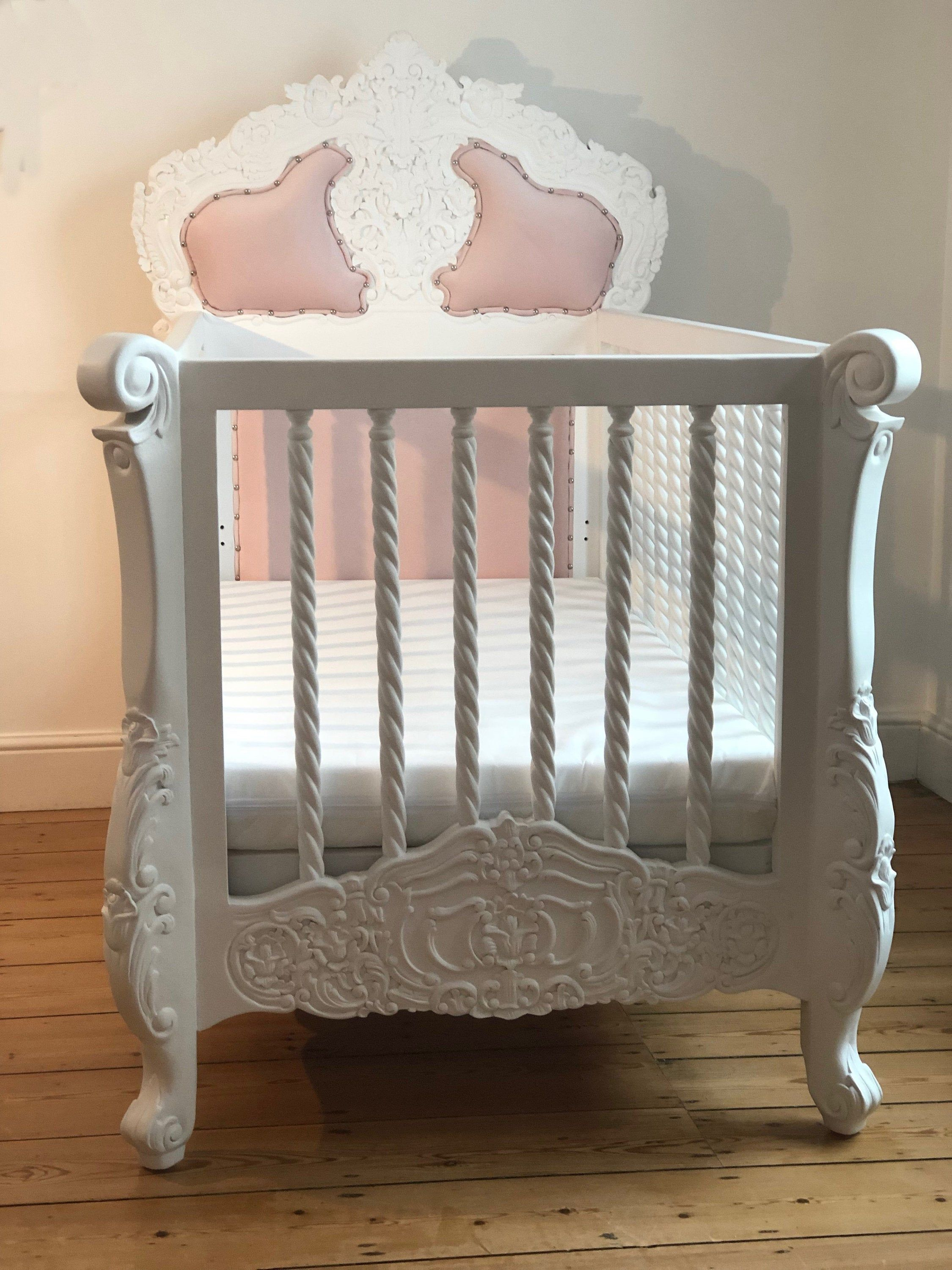 Cot Bed Baby Changing Table Chest Of Drawers Bespoke