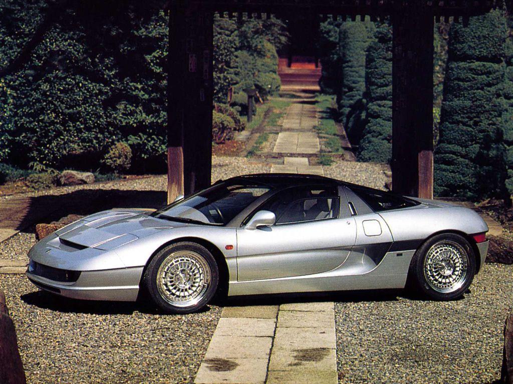 Japanese Gigliato Design Aerosa, 1995